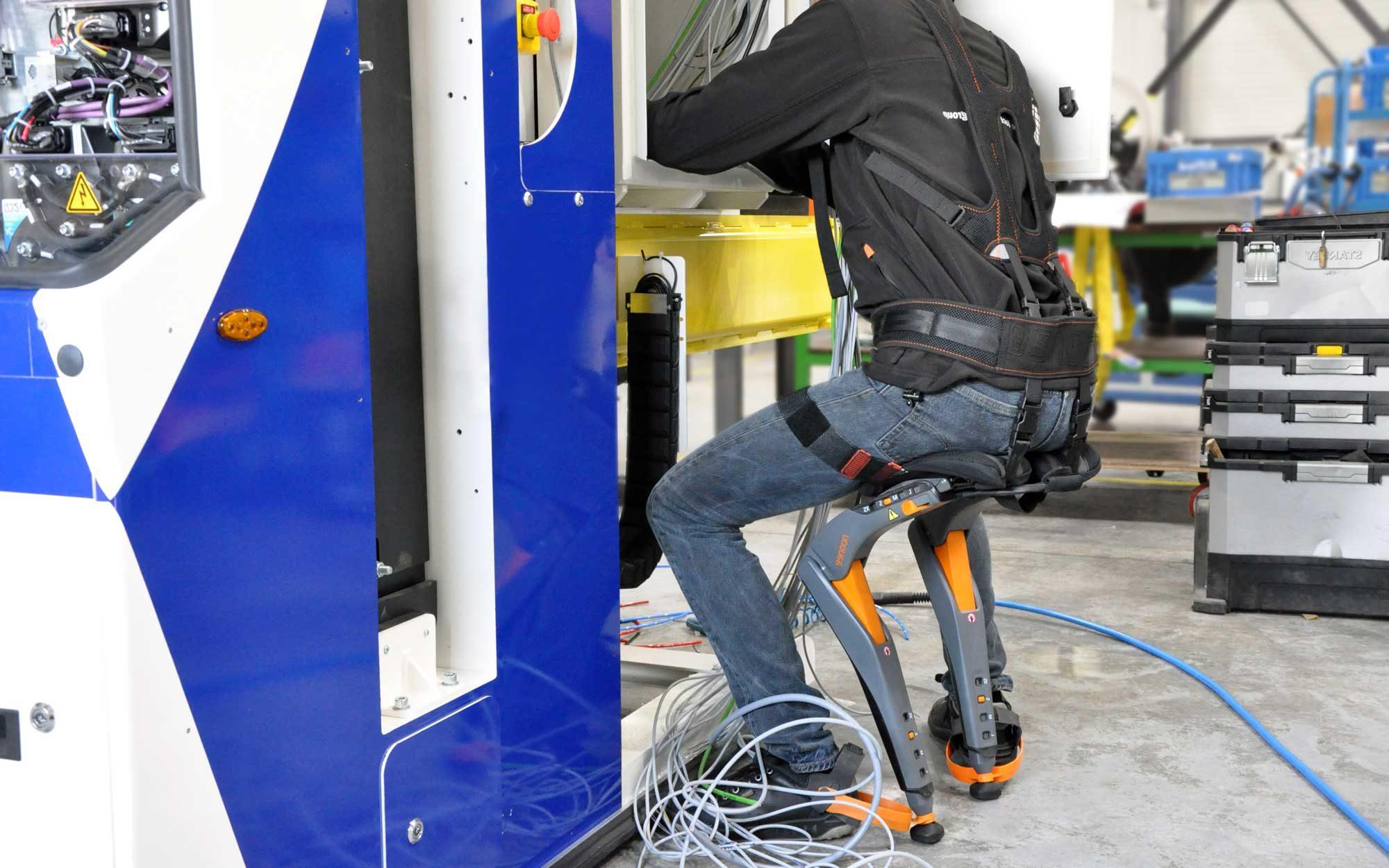 Exosquelette GOBIO Noonee IP14