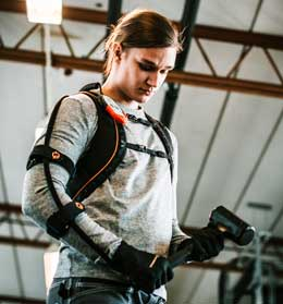 exosquelette main TMS - Ironhand® - GOBIO
