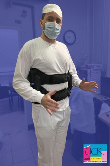 IP13 JAPET - soulagement des douleurs lombaires - CH Dax - GOBIO
